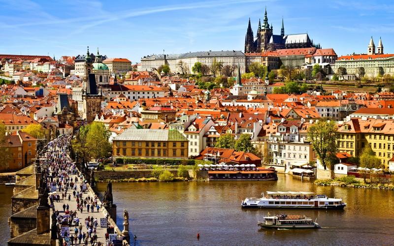 Отдых в Праге с маленьким ребенком