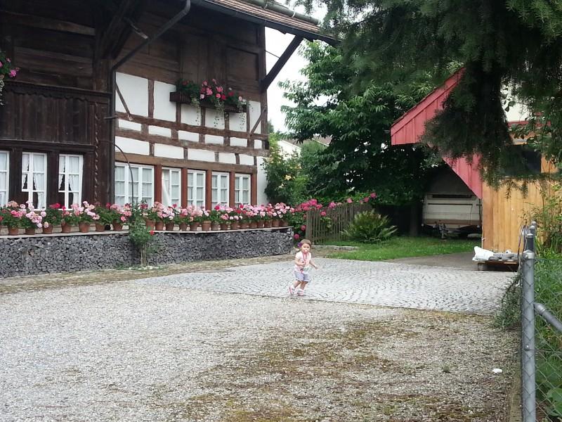 Швейцария, Клотен
